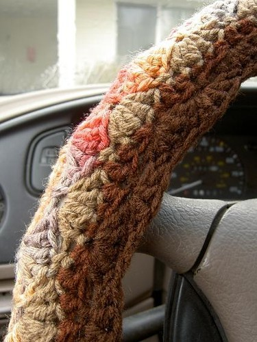 Steering Wheel Cozy 2 | by xsylver