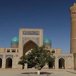 Bukhara - Poi Kalyan