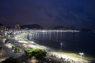 Copacabana at December 31st | by luizfilipe