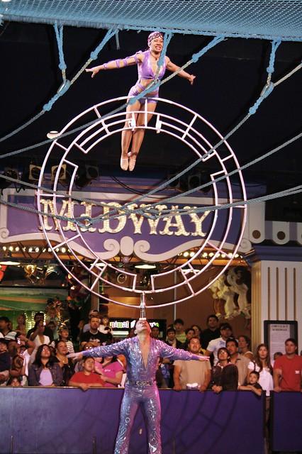 Las Vegas - Circus Acts