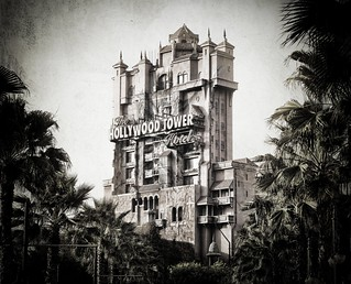 The Hollywood Tower Hotel | by Stuck in Customs