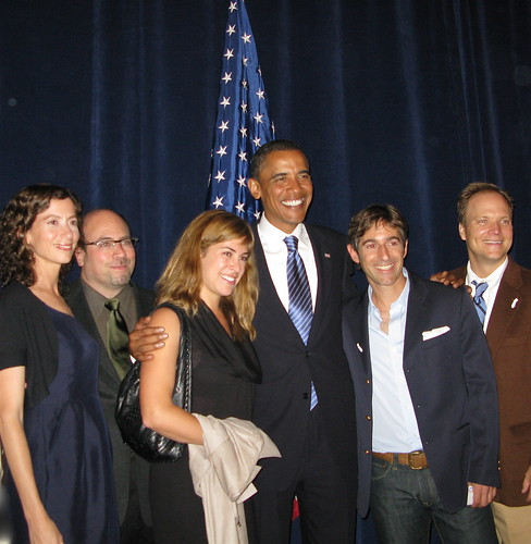 Obama in San Francisco | by jurvetson