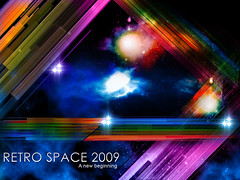Retro Space 2009 | by Créations du Net - On duty