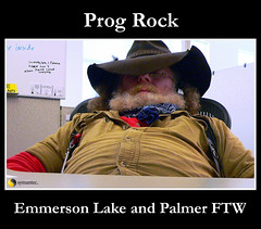 Emmerson Lake and Palmer | by Kevin Wardrop