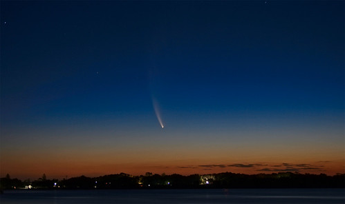 Comet McNaught | by ImageBud