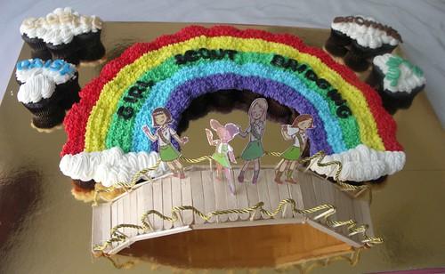 Girl Scout Cake Pan