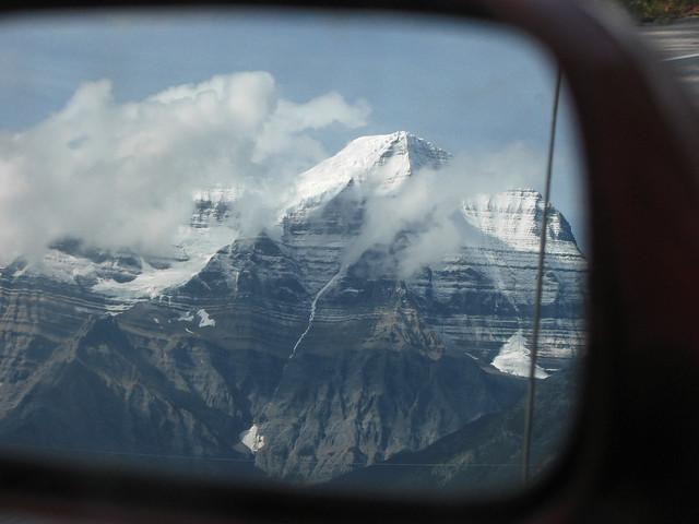 Mount Robson, 18 Sep 2007