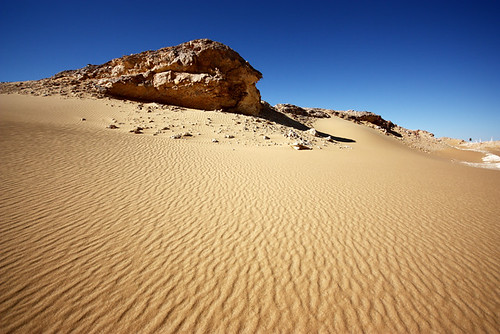 Great Sand Sea  -  Desert | by alfieianni.com
