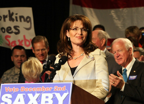 Sarah Palin in Savannah | by Bruce Tuten