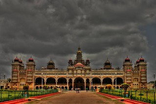 Maharaja's Palace, Mysore, India | by Alan Holden