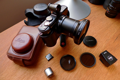 Lumix LX3 fully loaded | by Nokton