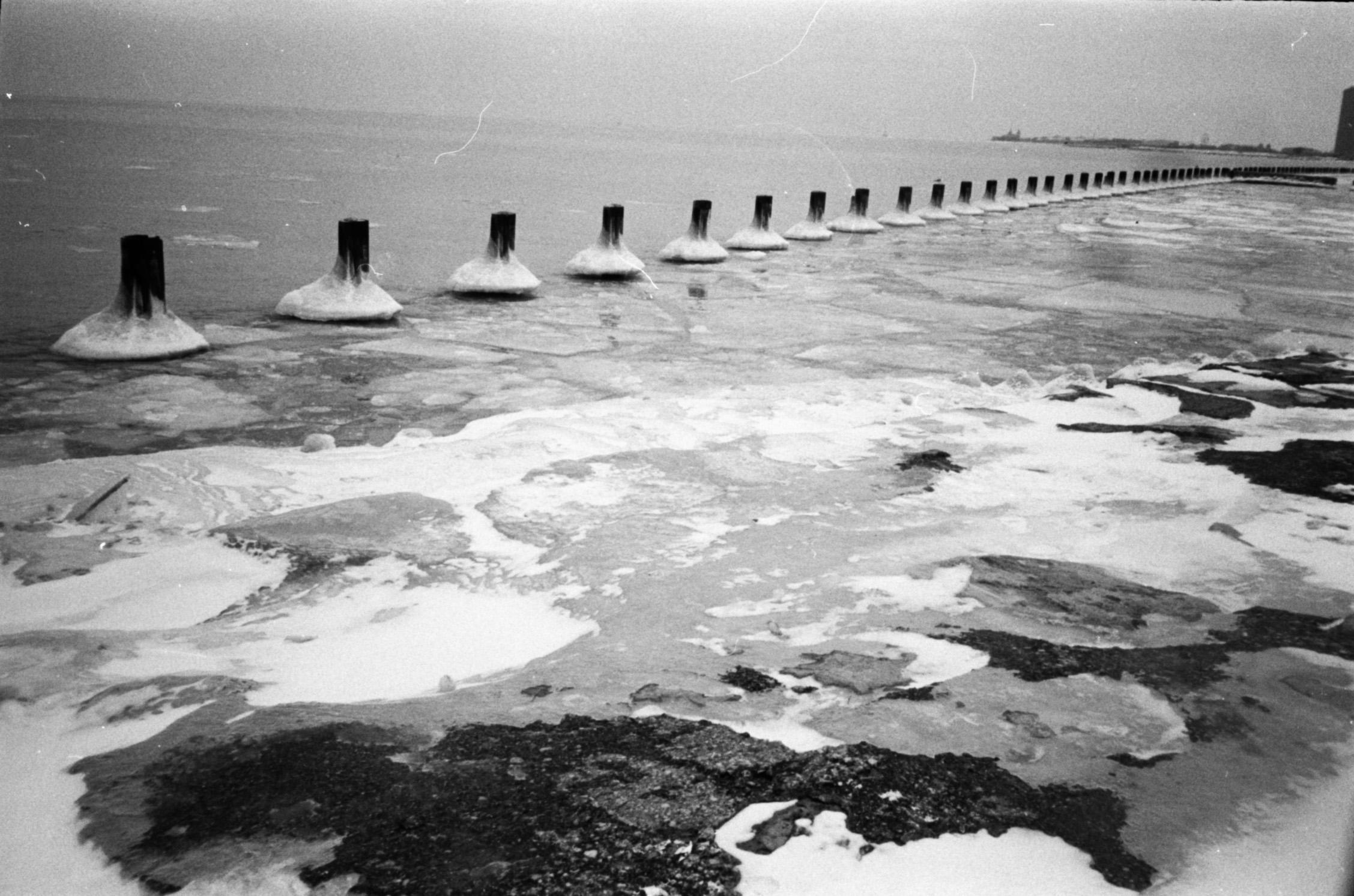 more icy lake michigan