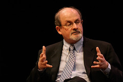 Salman Rushdie at the Asia Society | by Asia Society