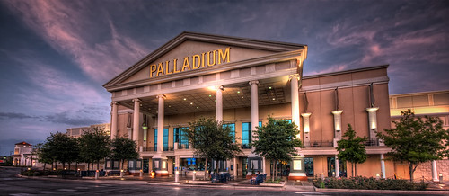 Yes, This Is Indeed A Movie Theater | by Definitive HDR Photography