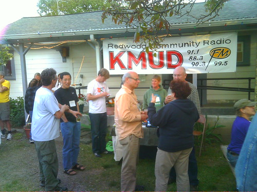 Grassroots Radio Conference Reception May 13, 2010 | by KMUDfm