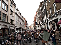 Tweed Run - First we take Savile Row | by M.J.S.