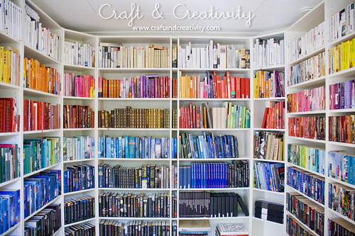 New library | by Craft & Creativity