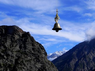 For whom the bell tolls.... | by Lopamudra !