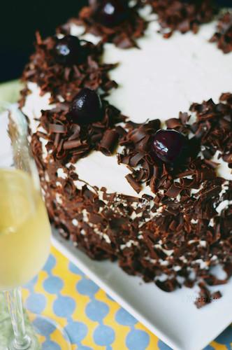 Birthday Hubby Cake