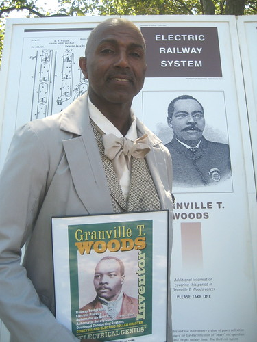 David Head Coney Island Hall of Fame Granville T Woods
