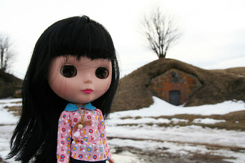 Little yasuko in suomenlinna | by Elen.
