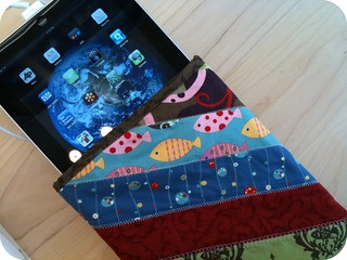 iPad Sleeve | by j_q_adams