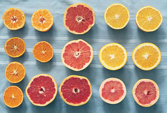 Orange & Grapefruit Slices | by tres.jolie