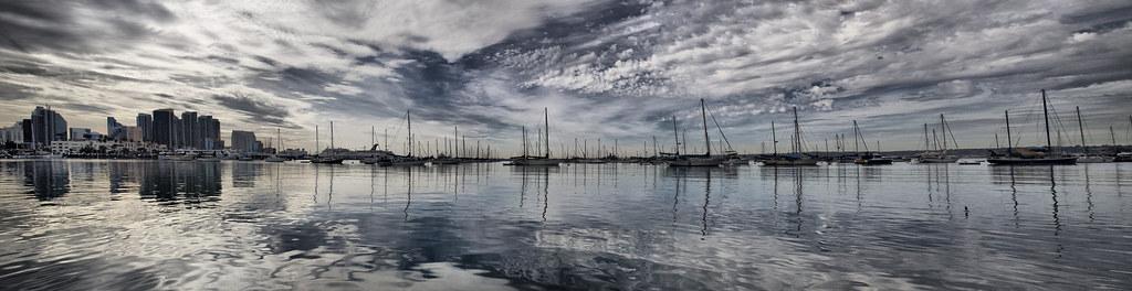 San Diego Bay HDR