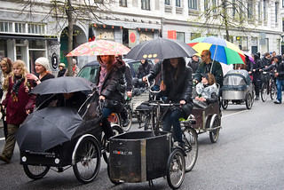 May 1st Cargo Bike Heaven | by Mikael Colville-Andersen