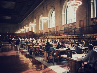 NYC Public Library | by tanism