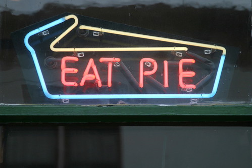 """Eat pie"" at Mission Pie, San Francisco 