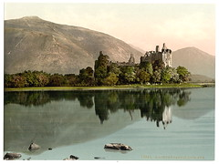 [Kilchurn Castle, Loch Awe, Scotland] (LOC) | by The Library of Congress