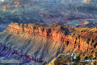 Grand Canyon HDR - Grand Canyon National Park Arizona | by Logan Brumm Photography and Design