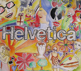 helvetica..... again! | by or_livneh