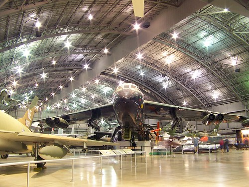 B 52 Wright Patterson Us Air Force Museum Dayton Oh