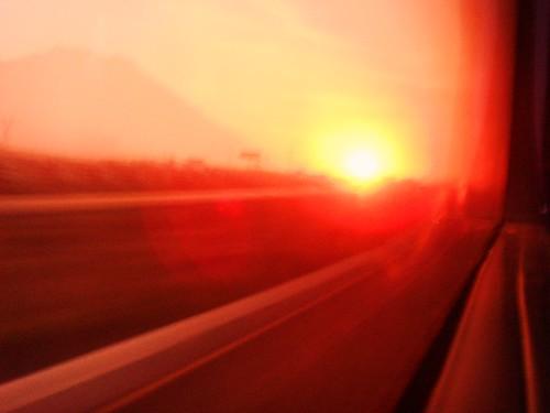 I'll follow the sun...