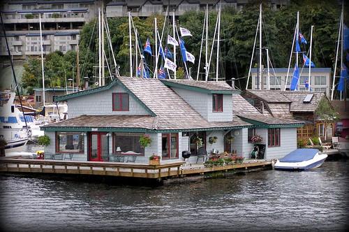 "Tom Hanks house in ""Sleepless in Seattle"" | Flickr - Photo ..."