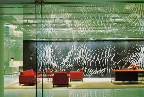 70 39 s interior design h steelcase showroom chicago 39 s for Interior design recruitment agencies chicago