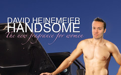 David Heinemeier Handsome - The new fragrance for women | by Juice10