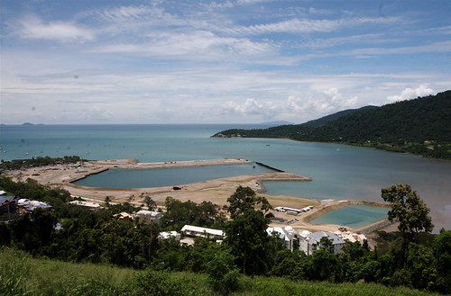 Port Of Airlie To Hamilton Island Ferry