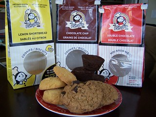 Patsypie gluten free artisan cookies & brownies | by Gluten Free Food Reviews