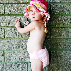 cloth diapering | by Apericots