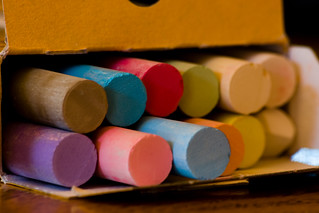 2009 - 84/365 - Color Chalks.. | by Francis Bourgouin