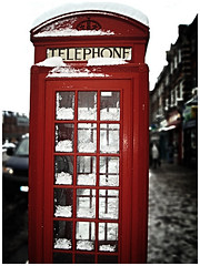 Red Telephone | by ♥_Andrea_♥