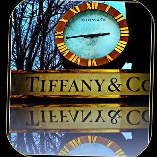 "T I F F A N Y & C O - ICON, EffiART; You deserve my ""Golden Shot Award"" 