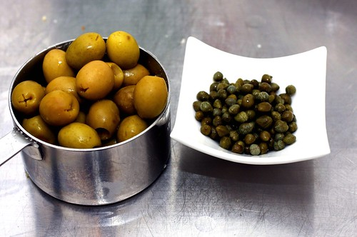 olives, capers | by smitten kitchen