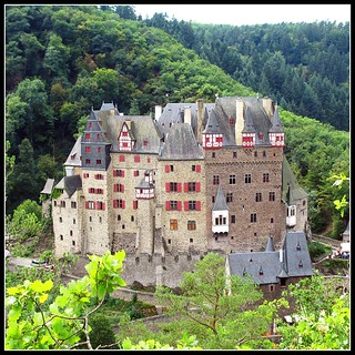 Fairytale Castle - Burg Eltz, Germany | by Batikart