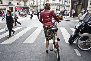Paris Cycle Chic - Ready | by Mikael Colville-Andersen