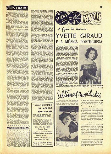 Século Ilustrado, No. 935, December 3 1955 - 10