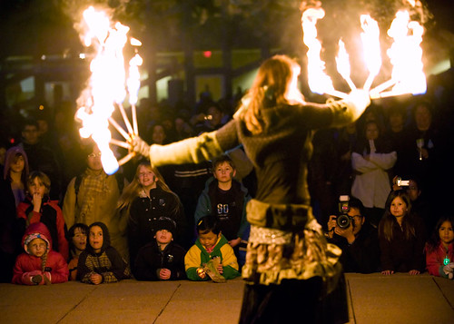 Performers at Earth Hour Event in Edmonton | by WWF-Canada